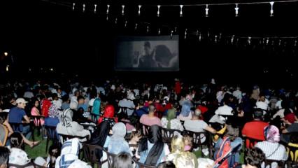 Büyükşehir'den yazlık sinema günleri