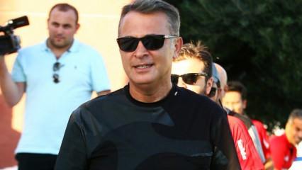 Beşiktaş'ta başkanlığa sürpriz aday!