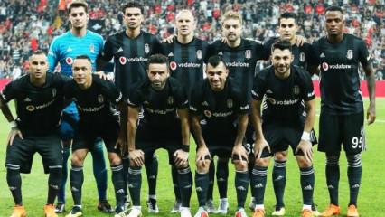 Beşiktaş'ın konuğu Sarpsborg! Muhtemel 11'ler