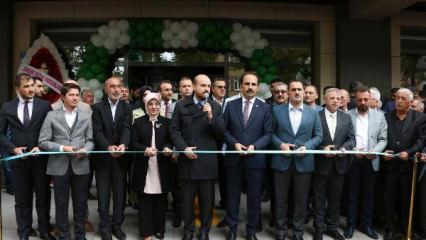 Konya'da 'Millet Kıraathanesi' açıldı