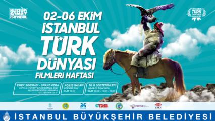 Türk dünyası filmleri haftası başlıyor
