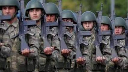 9 ay tek tip askerlik geliyor