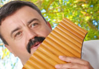 Ünlü pan flüt sanatçısı Gheras Kuşadası'nda konser verecek