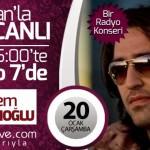 Ekrem Düzgünoğlu, Erkan'la Çok Canlı Tekrarı