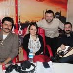 Özgür Akdemir, Buse Katılmış ve Kerim Yağcı, 06 Mart 2013 Program Tekrarı