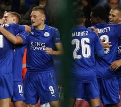 Cüneyt Çakır yönetti Leicester kazandı