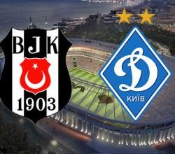 Beşiktaş Dinamo Kiev maçı ne zaman saat kaçta hangi kanalda?